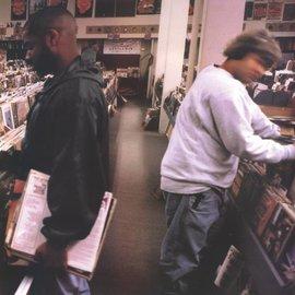 DJ Shadow – Endtroducing... LP 25th anniversary half-speed re-master