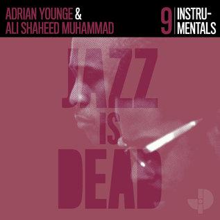 Adrian Younge & Ali Shaheed Muhammad – Jazz Is Dead 9 (Instrumentals) LP