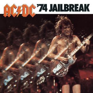 AC/DC -- '74 JAILBREAK LP