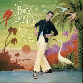 "Pokey LaFarge – In The Blossom of Their Shade LP + 7"" transparent orange / peach vinyl"