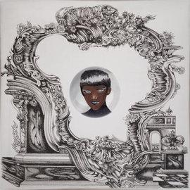 "Yves Tumor – The Asymptotical World EP 12"" vinyl"