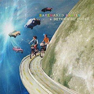 Barenaked Ladies – Detour De Force LP blue vinyl