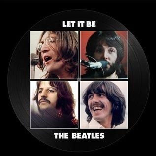 Beatles – Let It Be LP picture disc