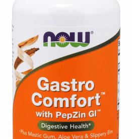 NOW FOODS GASTRO COMFORT w/ PepZin GI 60 CP