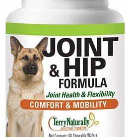 TERRY NATURALLY PET, JOINT & HIP FORMULA COMFORT & MOBILITY 60 WA
