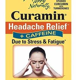TERRY NATURALLY CURAMIN HEADACHE + CAFFEINE