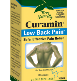 """TERRY NATURALLY CURAMIN LOW BACK PAIN 60 CP -S """"MIKE LIKES"""""""