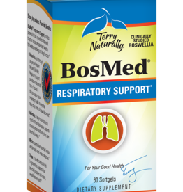 TERRY NATURALLY BOSMED RESPIRATORY SUPPORT 60 SG