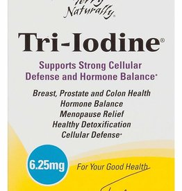 TERRY NATURALLY TRI-IODINE 6.25MG 90CP -S