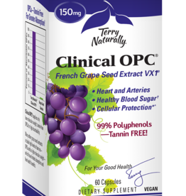 TERRY NATURALLY CLINICAL OPC 150MG 60 CP (6/2/21 OOSV ETA MID-JUNE)