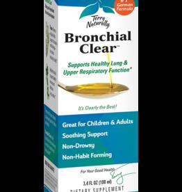 TERRY NATURALLY BRONCHIAL CLEAR LIQUID 3.4 OZ