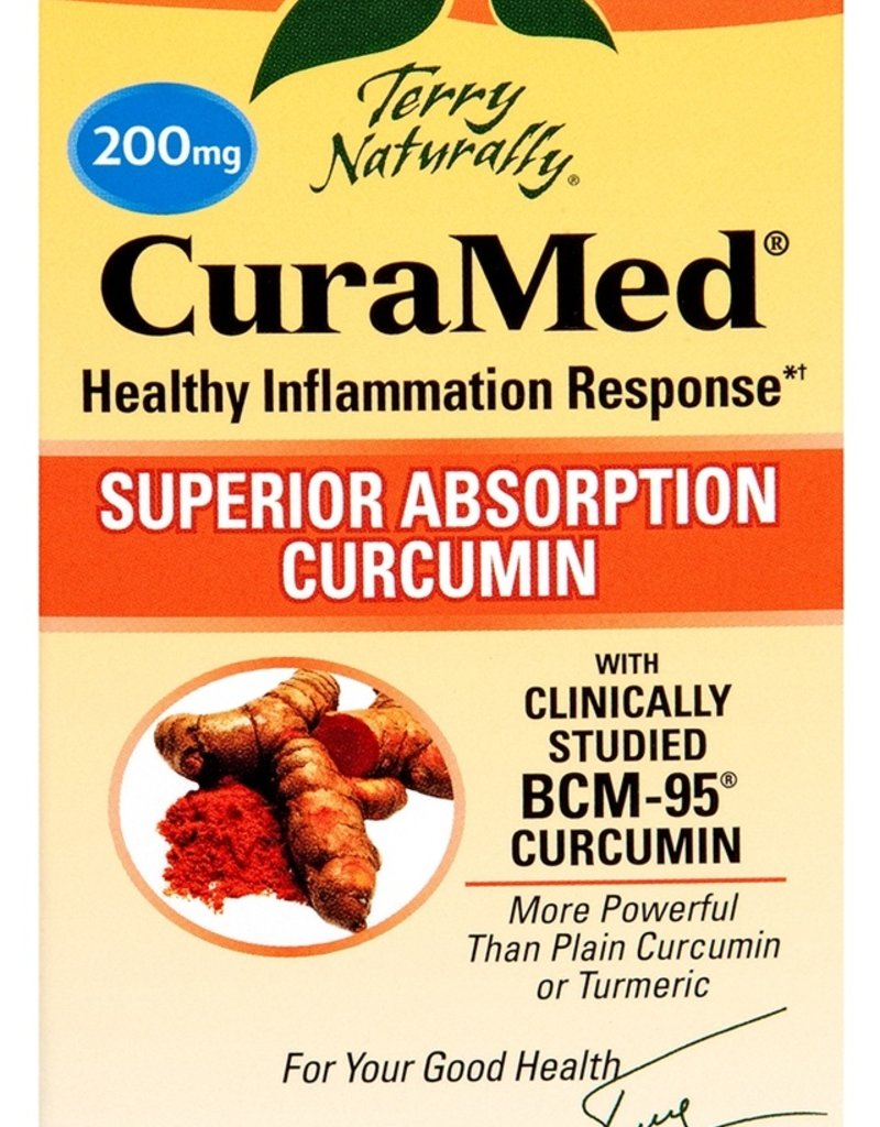 TERRY NATURALLY CURAMED 200 MG 60 CP