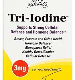 TERRY NATURALLY TRI-IODINE 3 MG 90 CP -S