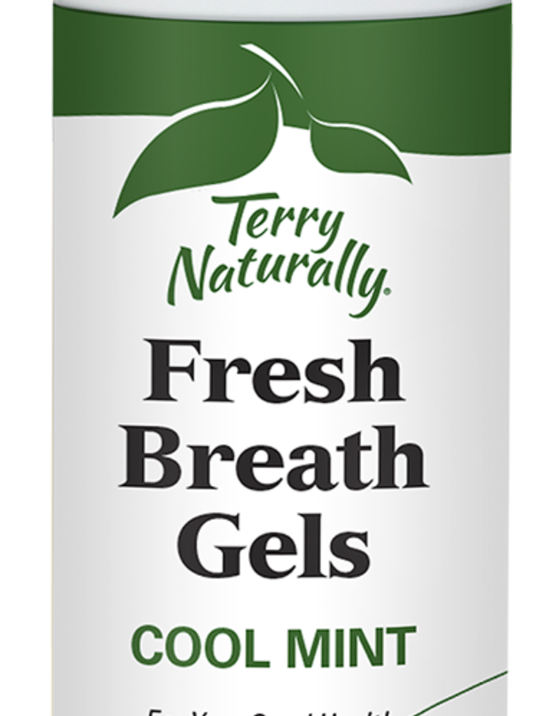 TERRY NATURALLY COOL MINT BREATH GELS 45 SG
