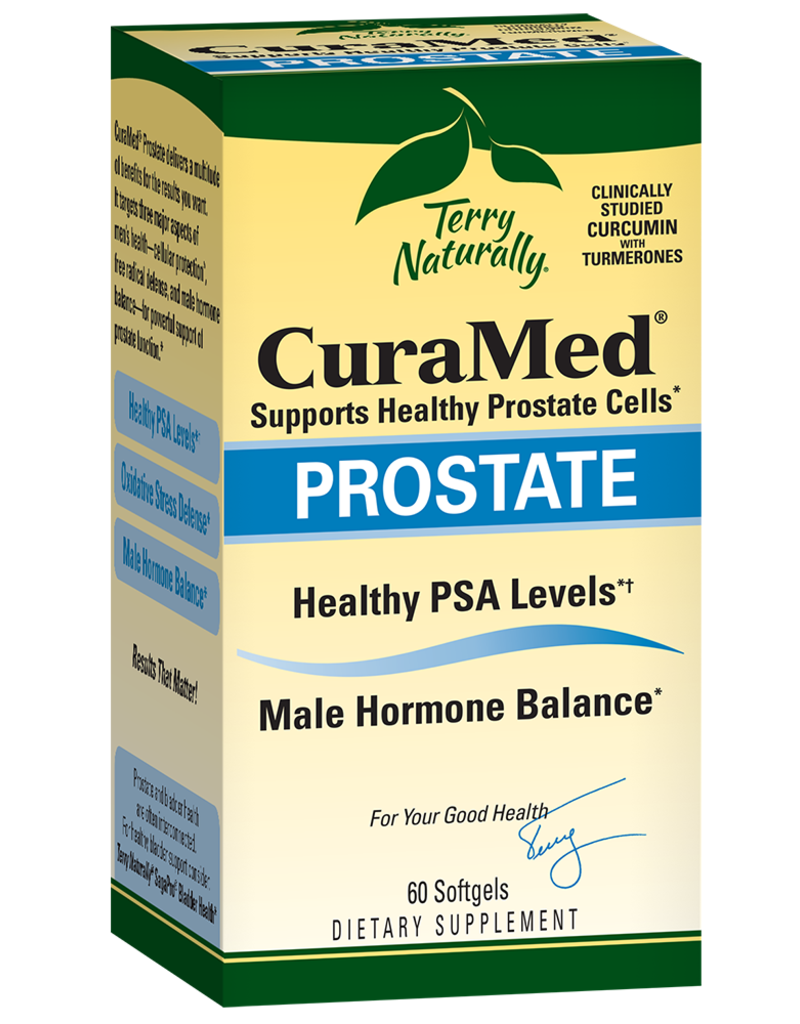 TERRY NATURALLY CURAMED PROSTATE 60SG