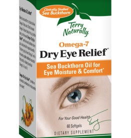 TERRY NATURALLY DRY EYE RELIEF OMEGA-7 60 SG (OOSV ETA LATE APR 21)