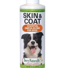 TERRY NATURALLY SKIN & COAT BLEND ESSENTIAL OMEGAS 8 FO