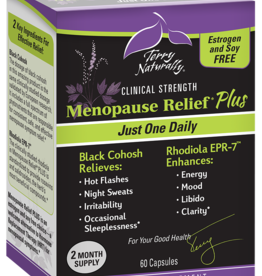 TERRY NATURALLY MENOPAUSE RELIEF PLUS JUST ONE DAILY  60CP