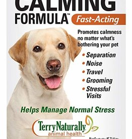 TERRY NATURALLY ANIMAL HEALTH CALMING FORMULA 45TB - OD
