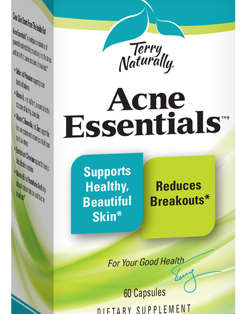 TERRY NATURALLY ACNE ESSENTIALS 60 CP