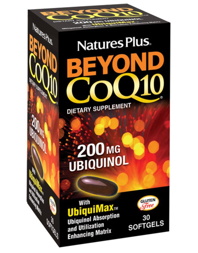 NATURES PLUS BEYOND COQ10
