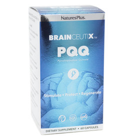 NATURES PLUS BRAINCEUTIX PQQ 20MG VCP