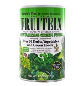 NATURES PLUS FRUITEIN SHAKE GREEN 1.3 LB (m1)