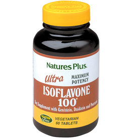 NATURES PLUS ULTRA ISOFLAVONE (soy) 100 MG TAB 60