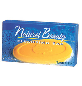 NATURES PLUS BEAUTY CLEANSING BAR 3.5 OZ [s955/r942] (di)