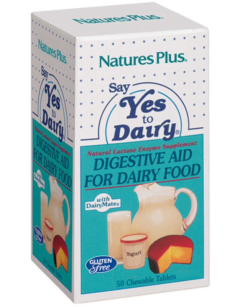 NATURES PLUS SAY YES TO DAIRY 50 CHW (m3)