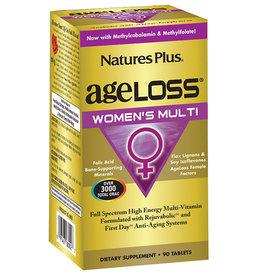 NATURES PLUS AGELOSS WOMANS MULTI 90 TB (m1)