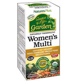 NATURES PLUS GARDEN WOMEN 90 VT (m1)