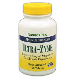 NATURES PLUS ULTRA-ZYME MAXIMUM STRENGTH 180 TB (m1)