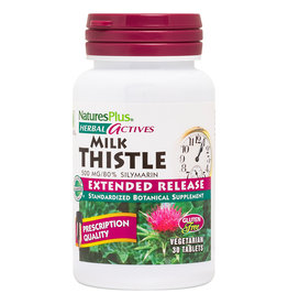NATURES PLUS MILK THISTLE EXT 500 MG 30 TB (m3)