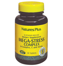 NATURES PLUS MEGA-STRESS S/R 60 TB - DNR