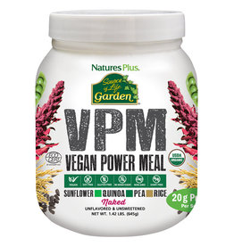 NATURES PLUS SOURCE OF LIFE GARDEN VPM NAKED PROTEIN 1.42 LB (m1)