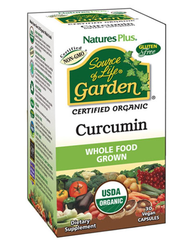NATURES PLUS SOURCE OF LIFE GARDEN CURCUMIN 400 MG 30 CP