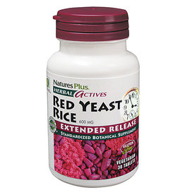 NATURES PLUS RED YEAST RICE EXTENDED RELEASE 600MG 30TB (m3)