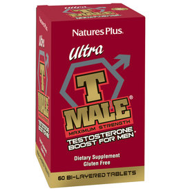 NATURES PLUS ULTRA T-MALE E/R BI-LAYER 60 TB (m1)