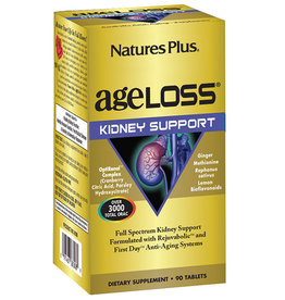 NATURES PLUS AGELOSS KIDNEY SUPPORT 90 TB (m1)