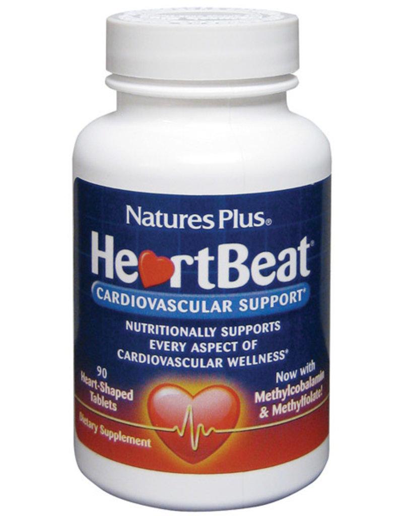 NATURES PLUS HEARTBEAT 90 TB