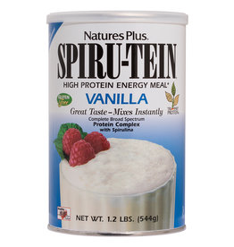 NATURES PLUS SPIRUTEIN VANILLA (+$3 ASR)