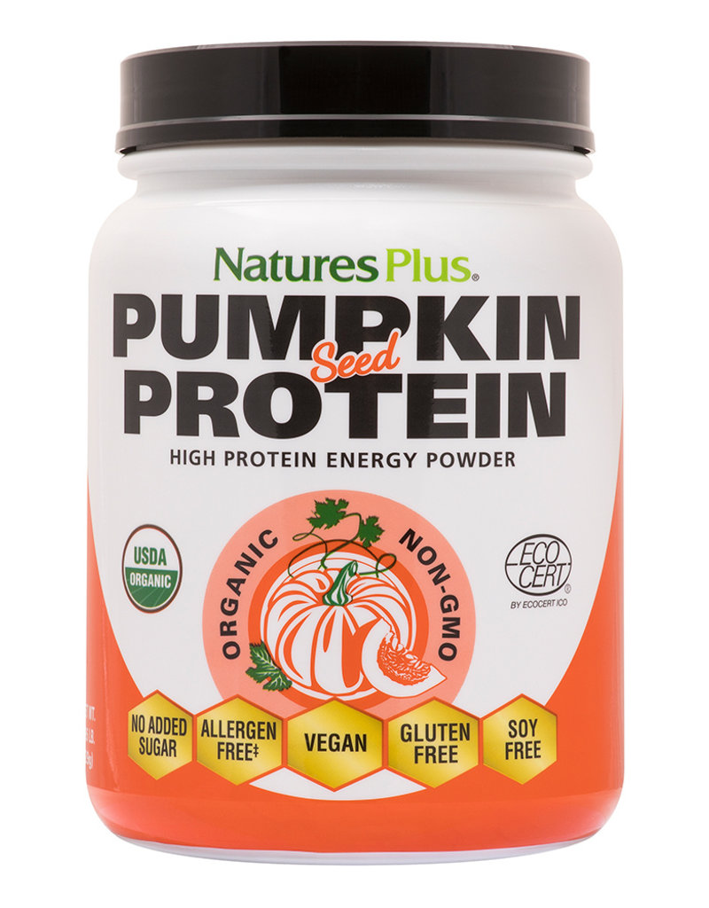 NATURES PLUS PUMPKIN SEED PROTEIN .95 LB