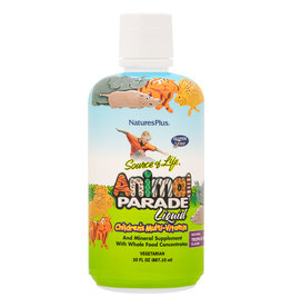 NATURES PLUS SOURCE OF LIFE ANIMAL PARADE LIQUID (+$2 SIF)