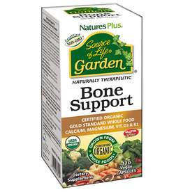 NATURES PLUS SOURCE OF LIFE GARDEN BONE SUPPORT 120 VC (m1)