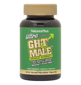 NATURES PLUS ULTRA GHT MALE EXTENDED RELEASE 90 TB (m1) -S