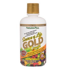 NATURES PLUS SOURCE OF LIFE GOLD LIQUID 30 OZ (+$3 ASR)