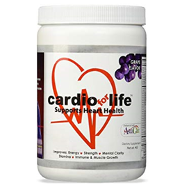 CARDIO FOR LIFE CARDIO FOR LIFE - GRAPE FLAVOR 30 DAY SUPPLY(m6)