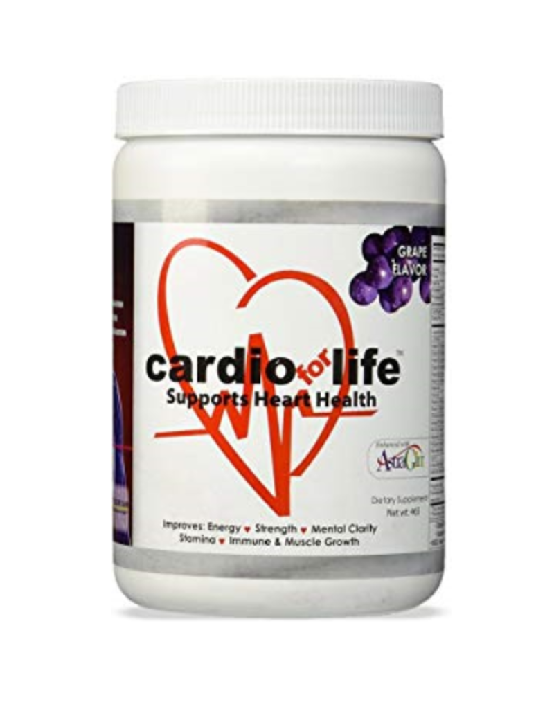 CARDIO FOR LIFE CARDIO FOR LIFE - GRAPE FLAVOR 30 DAY SUPPLY