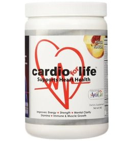 CARDIO FOR LIFE CARDIO FOR LIFE - PEACH FLAVOR 30 DAY SUPPLY (+$2 ASR)
